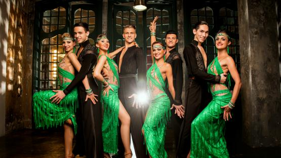 «Ча-Ча-Ча» - Латиноамериканский танец. Танцевальная шоу-программа от «Valery»
