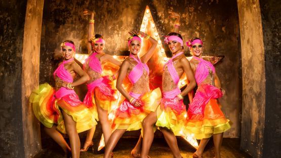 Самба - Латиноамериканский танец. Танцевальная шоу-программа от «Valery»