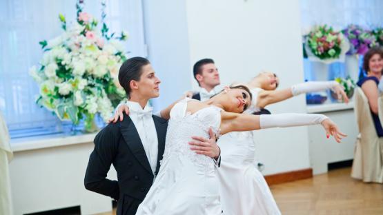 Венский Вальс | Бальные танцы на свадьбе. Сопровождение свадебного танца молодоженов. Танцевальный коллектив Valery в Москве