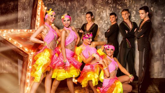 Самба - Латиноамериканская танцевальная шоу-программа от «Valery»