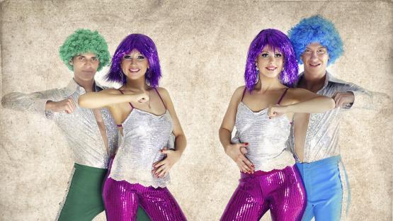 Танец в стиле Диско в исполнении танцевального коллектива «Valery»