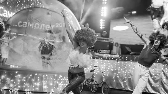 Танец Диско в исполнении Шоу-балета «Valery»