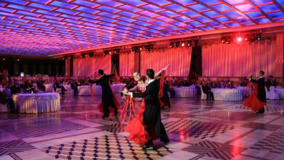 «Танго» - классический бальный танец. Танцевальный коллектив Valery