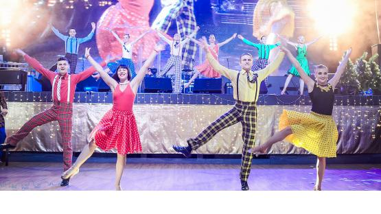 Танец «Буги-Вуги» в исполнении Танцевального коллектива «Valery»