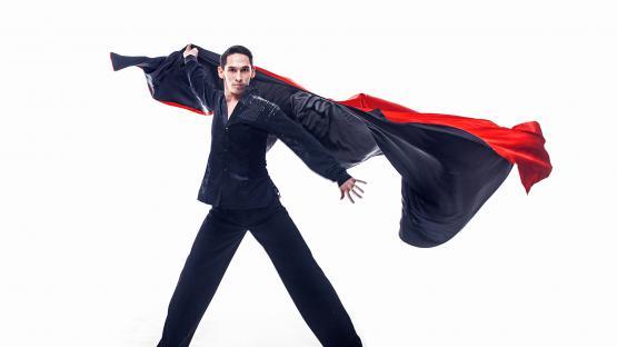 Шоу-программа на праздник, свадьбу, юбилей в Москве. Пасодобль «Кармен» в исполнении танцевальной пары «Valery»