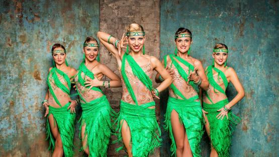 «Ча-Ча-Ча» - Латиноамериканская танцевальная шоу-программа от «Valery»