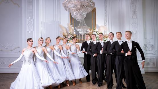 Венский Вальс | Бальные танцы. Танцевальный коллектив Valery в Москве