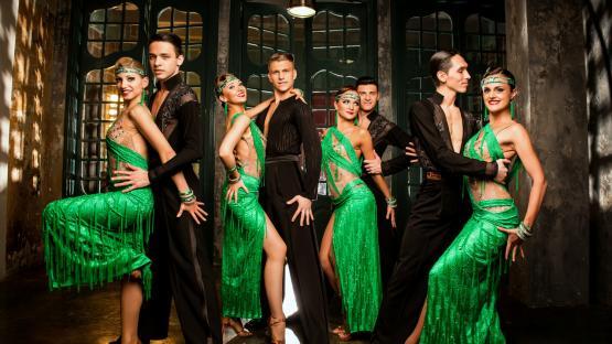 Латиноамериканские танцы в Москве. Танцевальный коллектив Valery