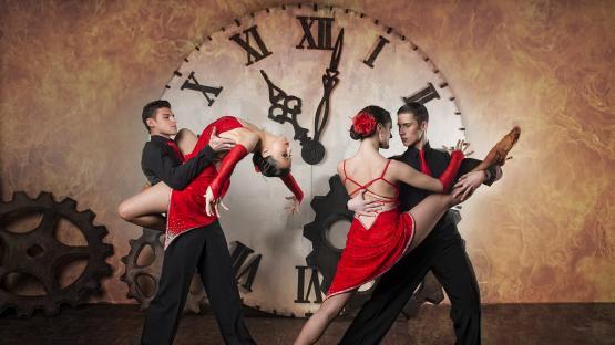 Танец «Чикаго» 30-х годов. Танцевальная шоу-программа на праздник