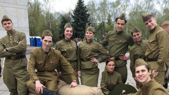 Военно-патриотический танец. танцевальный коллектив Valery