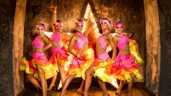 Латиноамериканские танцы: Самба, Ча-Ча-Ча, Джайв, Румба, Пасодобль