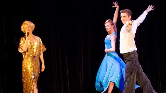 индивидуальная постановка танца