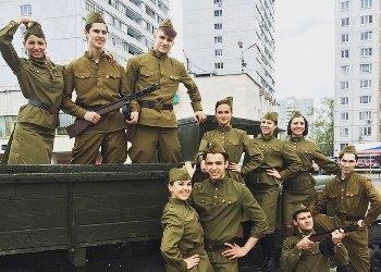 Танцы военных лет